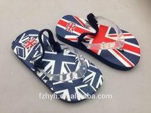 Promotion cute kids flip flops slipper with elastic strap,kids sandal
