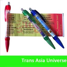 hot sale custom retractable metal ball pen