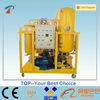 Waste Mineral turbine oil purifying equipment series TY, remove contamination down to less than 1 micron, water down to 50ppm