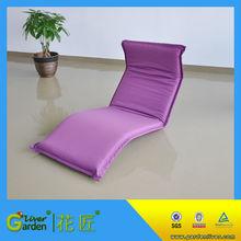 Garden lounger sofa furniture chaise people lounger lightweight folding beach chair