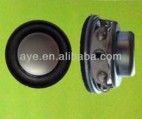 31mm 4ohm 3W loud portable vibration speakers