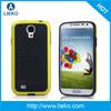 Flip estuche de TPU+PC tow-tone para Galaxy S4/i9500