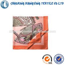 description composition care a large silk High-end private handkerchief expensive gas