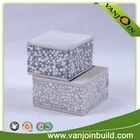 Eco-friendly decorative anti sound polystyrene concrete wall sandwich panel