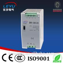 DR-120-24V Din Rail led 120w 24v 5a Power Supply