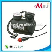 DC12V portable car tire inflator pump