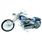 YL462 custom Harley scale 1:18 die cast model toys,metal motorcyle model,diecast toy motorcycle