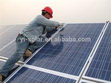 High power full certs 300W polycrystalline solar panel 10 years warranty