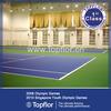 2014 hot sale of indoor Badminton court flooring