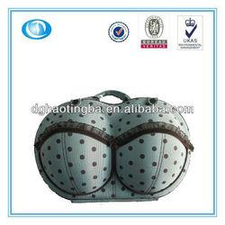 LT-M310 Hot sale Bra carrying case,travel Bra case,bag case Bra organizer