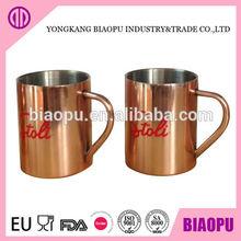 copper mug