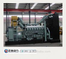 Excellent performance best quality mercedes-benz diesel generator