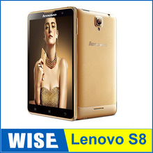 Lenovo S8 mobile phone with MTK6592 octa Core 5.3 inch 2GB RAM google play cell phone