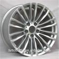 19 prata polegadas roda de réplica para bmw