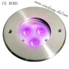 IP68 led underwater light par56 for small fountains IP68