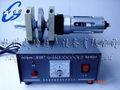 Portable Machine de soudage par ultrasons pour transparente coudre / Non - tissé tissu à coudre, 100r / min