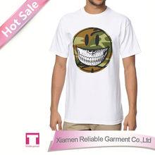 100% pima cotton t shirt/ men muscle tee wholesale graphic tees