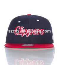 Popular basketball team logo snapback cap