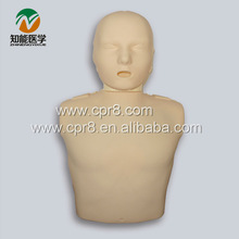 BIX-100A half body CPR training manikin(Simple electronic)