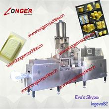 Milk Yogurt Box Maker Packer Sealer and Date Printer Machinery Apple Sauce Box Making Packing Sealing Mechanism