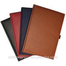 Hot selling promotional leather portfolio a3 size portfolio bag