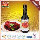 Non-GMO Natural Brewed Superior Dark Soy Sauces 500ml