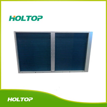 Aluminum foil heat pipe air heat exchanger