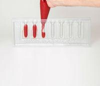 OEM custom plastic injection moulds for plastic lipstick mold