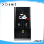 Saeco automatic coffee machines with 8 selections