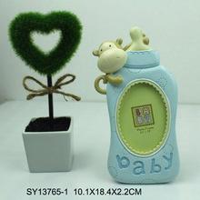 wholesale feeding-bottle mini small 2.5x3.5 picture frame