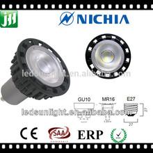 NICHIA/ SAMSUNG chips high quality low cost light bulbs gu10