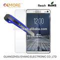Accesorio del teléfono móvil la pantalla de vidrio templado para bb q10