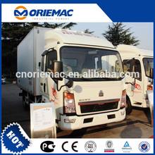 HOWO 6x4 mini cargo van