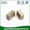 Industrial diamond powders diamond cutting block segment tools
