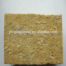 Heat insulation rock wool lamella