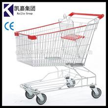 125L Asian Type Shopping Cart