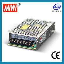 T-50D Triple output switching mode power supply 50w +5v +12v +24v power supply