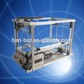 de electrónica de consumo de la impresora 3d ampliamente usar 3d impresora de suministro directo de fábrica de bajo precio dual 3d boquilla de la máquina de impresión