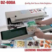 LUZHENG Machinery 304 stainless steel Food Vacuum Sealer