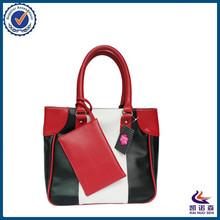 Mature Woman Large Zippered Tote Bag