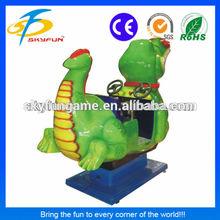 kiddy rides/electronic game machine alligator kiddy rides