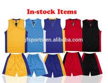 Oem High Quality Basketball Jerseys /reversible Basketball Jerseys/uniforms