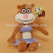 Cute Plush Toys And Stuffed Sandy