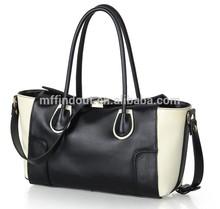 China supplier New design for 2014 PU leather handbag/shoulder bag