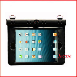 For ipad mini waterproof bag with thermometer