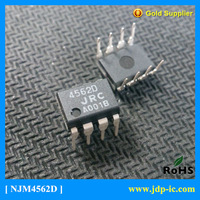 high voltage operational amplifier NJM4562D new and original