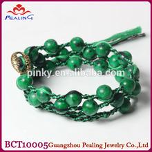 2014 new design hot sell new handmade african handmade bracelet