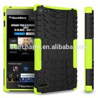 2014 New Arriving Hybrid Stand Robot Combo Case for Blackberry Z3
