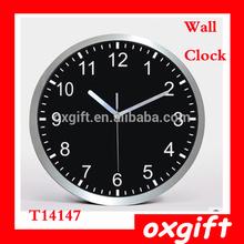 OXGIFT Customized Clocks Metal Wall Clock T14147