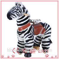 HI CE 2014 hot sale high quality fashion chrisha playful plush rocking horse